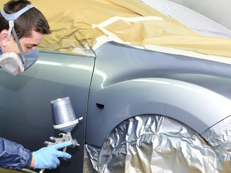 Réparation carrosserie Rapide Partie Avant